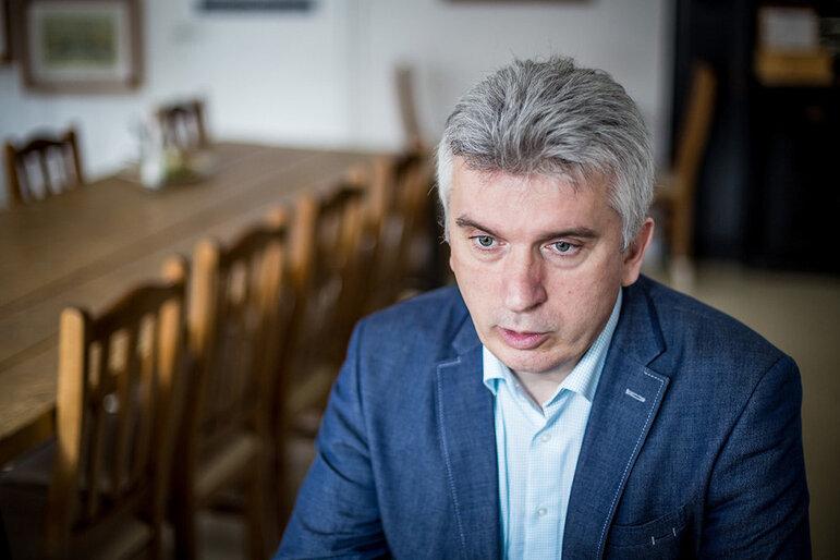 Ernő Simon, Sprecher des UN-Flüchtlingshochkommissariats in Ungarn