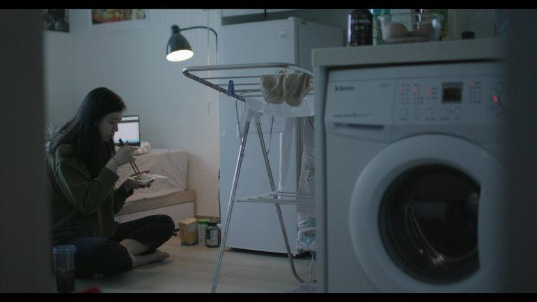 """Szene aus dem Film """"Push"""""""
