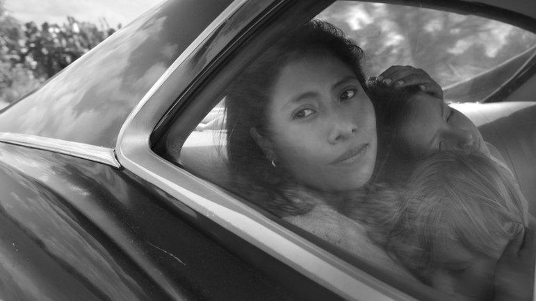 Szene aus dem Film Roma