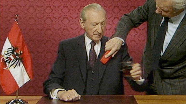 Szene aus dem Berlinale Film Waldheims Walzer (Foto: Ruth Beckermann Filmproduktion)