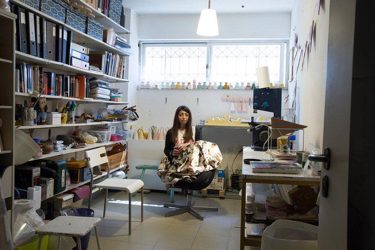 Irini Bachlitzanaki (Foto: Yorgos Prinos)