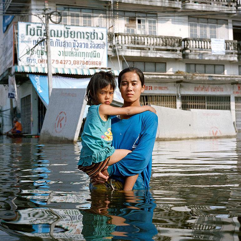 Anchalee Koyama, Taweewattana District, Bangkok, Thailand, November 2011