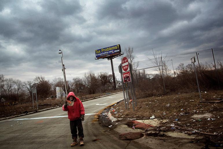 Obdachloser (Foto: Espen Rasmussen)