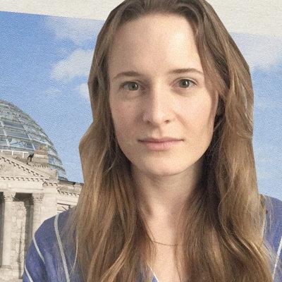 Porträt Sara Geisler – Streit Volksentscheide