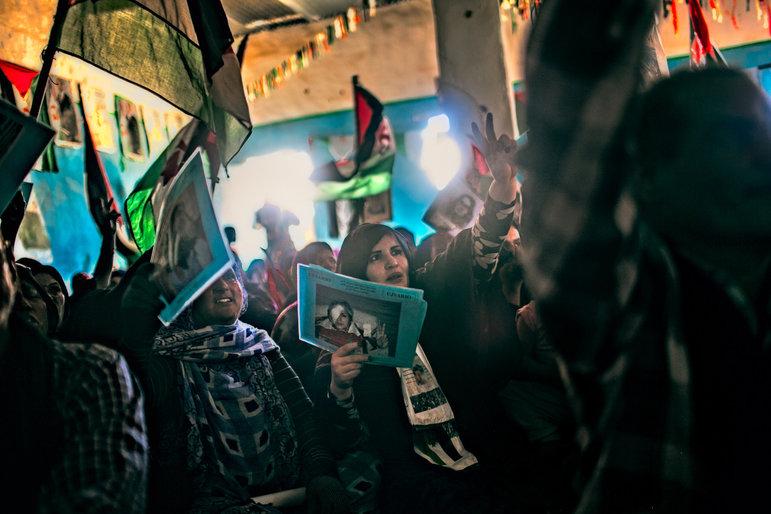 Lager Auserd Provinz Tindouf/Algerien