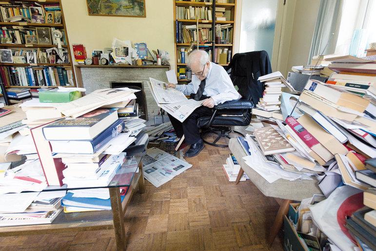 Rabbi Wolff (Foto: Uli Holz, Britzka Film)