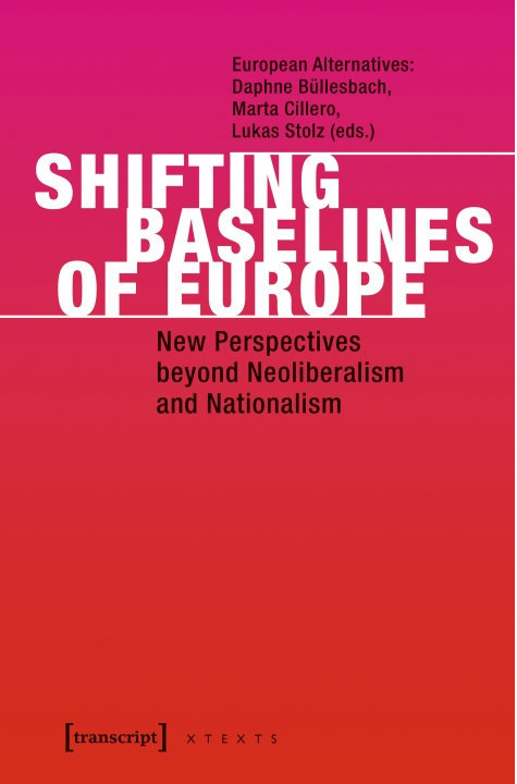 Shifting baselines of europe