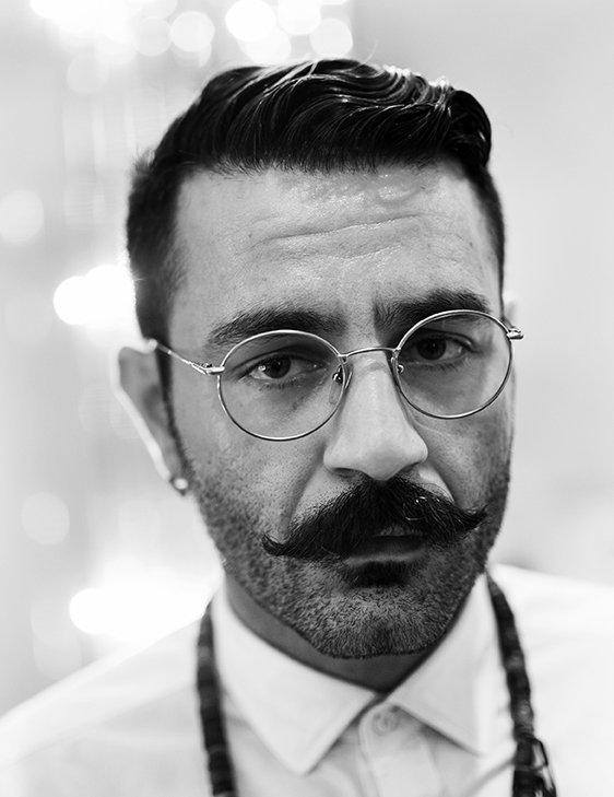 Shahin Najafi (Foto: Alexander Heinl / dpa)