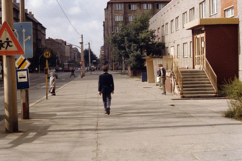 Stasi Observationstrainingsfoto