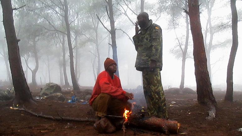 Les Sauteurs (Foto: Abou Bakar Sidibe)