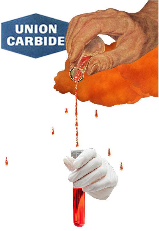 Chemiekonzern Union Carbide