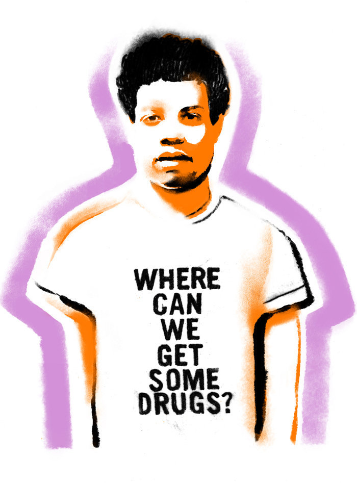 Where can we get some drugs?