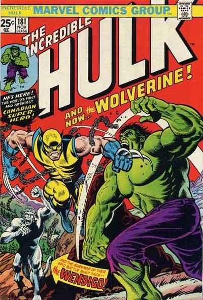 The Incredible Hulk #181 (Marvel Comics)