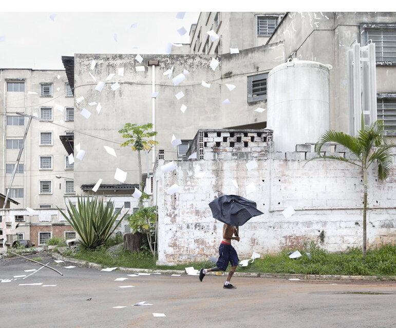 Lapa, São Paulo: Zur Strategie der Regierung gehört es, die Bevölkerung mit diversen Mitteln im Unklaren zu lassen.