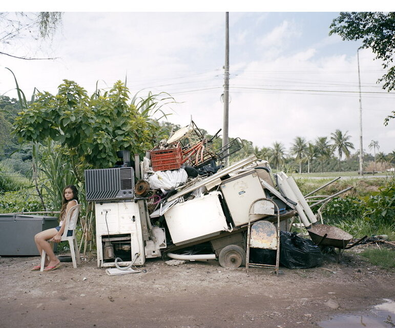 Vila Autódromo, Barra de Tijuca, Rio de Janeiro: Es war lange unklar, ob Francieles Familie ihr Haus verlassen muss.