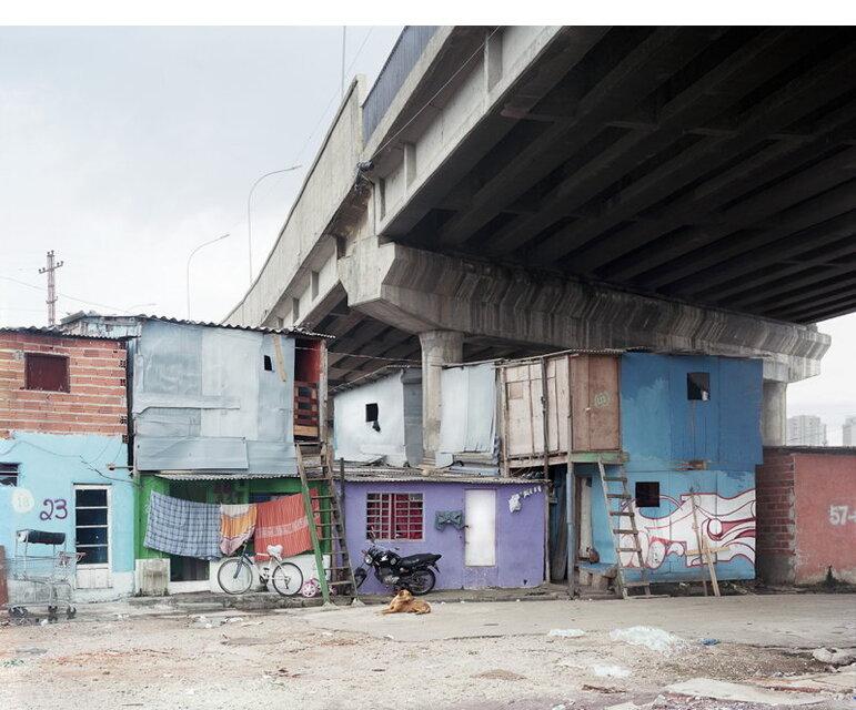 Vila Estação, São Paulo: Seit einigen Jahren kommt es hier immer wieder zu Bränden mit ungeklärten Ursachen.