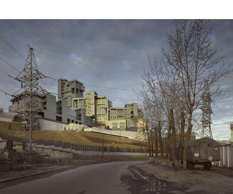 Ebenfalls in Kasan: Der tatarische Regierungskomplex
