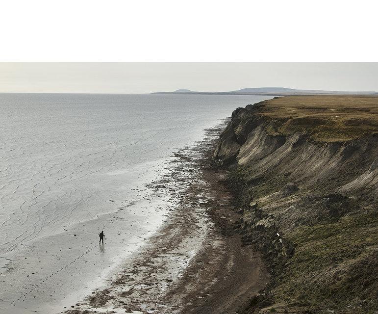 Monatelang durchstreifen manche Sammler die eisige Tundra. Viele finden trotzdem nichts