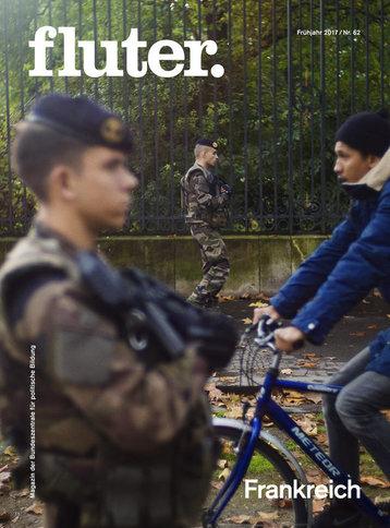 fluter Heft 62 Frankreich