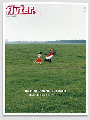 fluter Heft Nr 07 - Tschechien - Cover