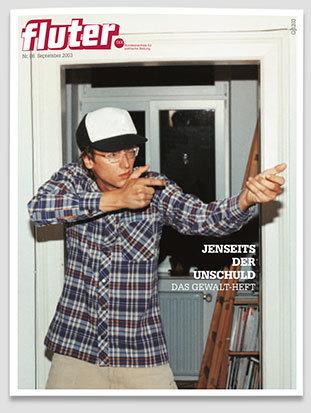 fluter Heft Nr 08 - Gewalt - Cover