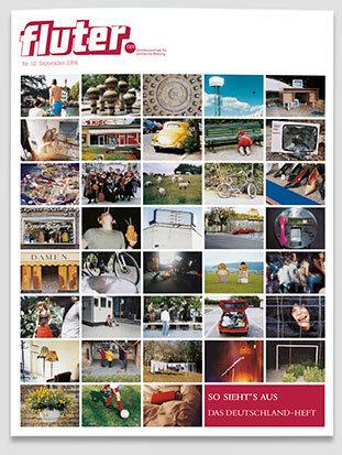 fluter Heft Nr 12 - Deutschland - Cover