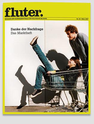 Fluter Heft Nr. 22 - Märkte Heft-Cover