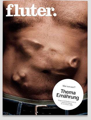 Fluter Heft Nr. 33 - Ernährung Heft-Cover