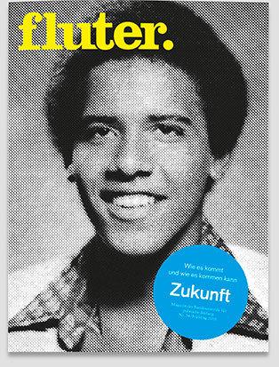 Fluter Heft Nr. 34 - Zukunft Heft-Cover