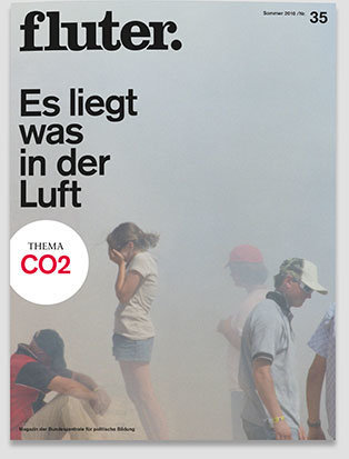 Fluter Heft Nr. 35 - CO2 Heft-Cover