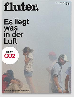 Fluter Heft Nr. 35 - CO2 Heft-Cover