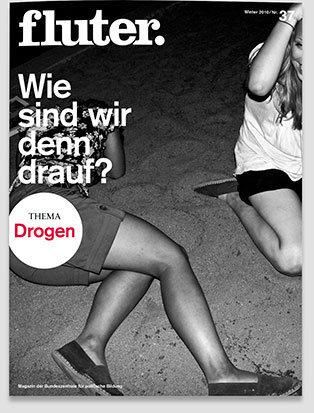 Fluter Heft Nr. 37 - Drogen Heft-Cover