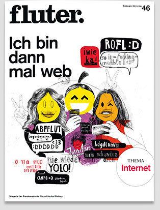 Fluter Heft Nr. 46 - Internet Heft-Cover