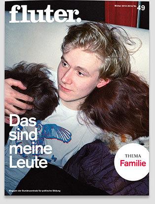 Fluter Heft Nr. 49 - Familie Heft-Cover