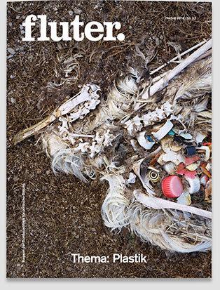 Fluter Heft 52 - Plastik Heft-Cover