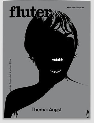 Fluter Heft 53 - Angst Heft-Cover