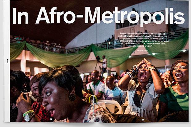fluter Heft Nr. 59 - Afrika - Doppelseite 2