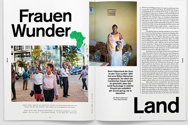 fluter Heft Nr. 59 - Afrika - Doppelseite 3
