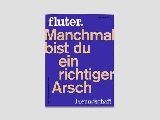 fluter Freundschaft Cover