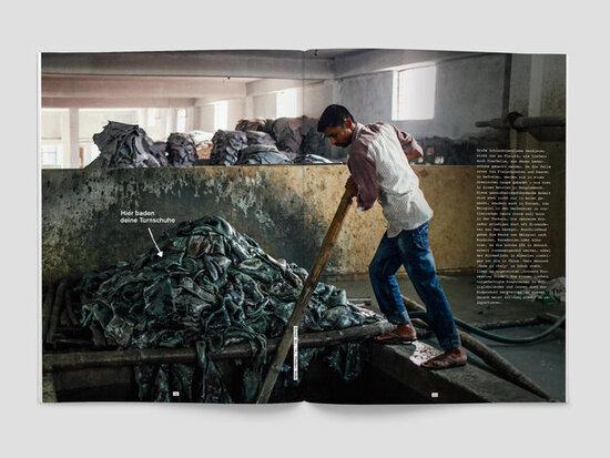 fluter Mode Lederverarbeitung