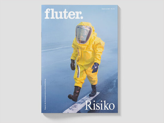 Cover fluter Heft Risiko