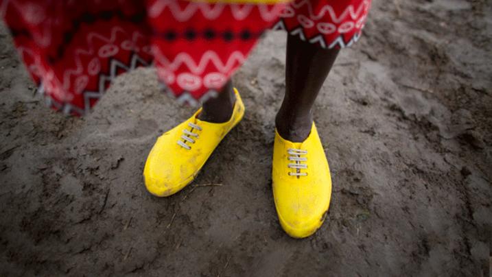 Steht 'One for One' für soziale Nachhaltigkeit?   © picture-alliance/dpa