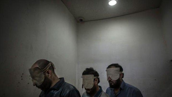 Syrische Folteropfer