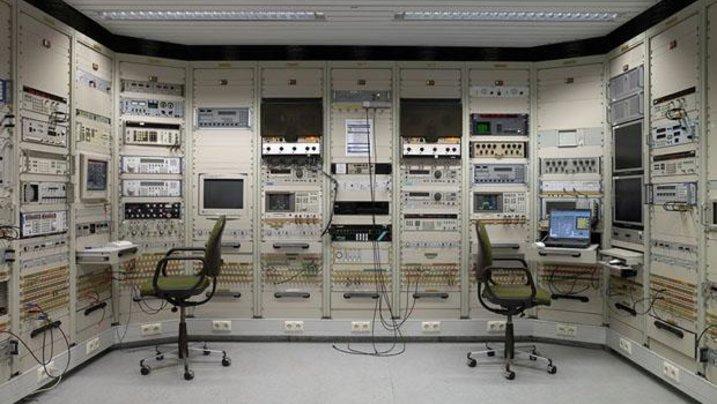 Nicht mehr so intelligent: Die Überwachungstechnik im sogenannten Signal-Intelligence-Raum ist völlig veraltet