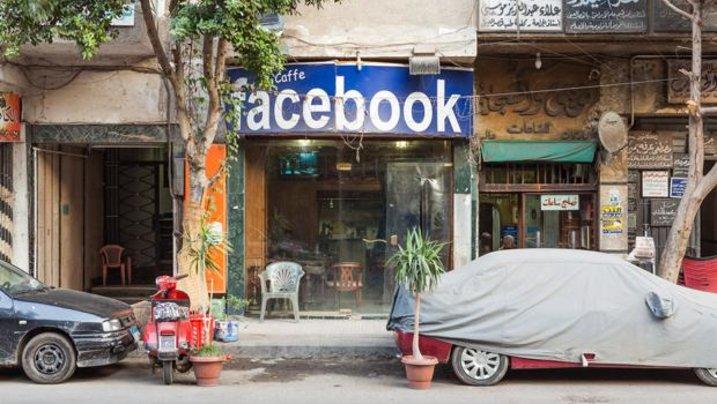 Viele stillen ihren Informationshunger nur noch bei Facebook. Aber Facebook stellt dann auch das Menü zusammen