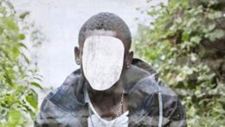 Mussa, 23 Jahre alt, hat in seinem Herkunftsland als Zimmermann gearbeitet