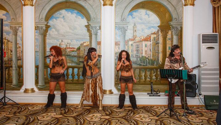 Die ukrainische Band Wildest Dreams