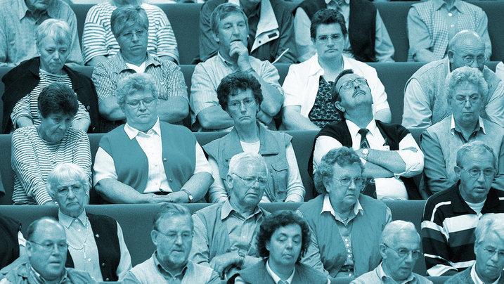 Senioren im Bundestag