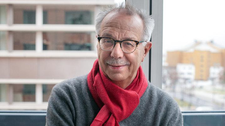 Berlinale Chef Dieter Kosslick