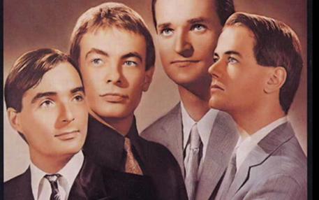 Cover des Albums Trans Europa Express der Band Kraftwerk